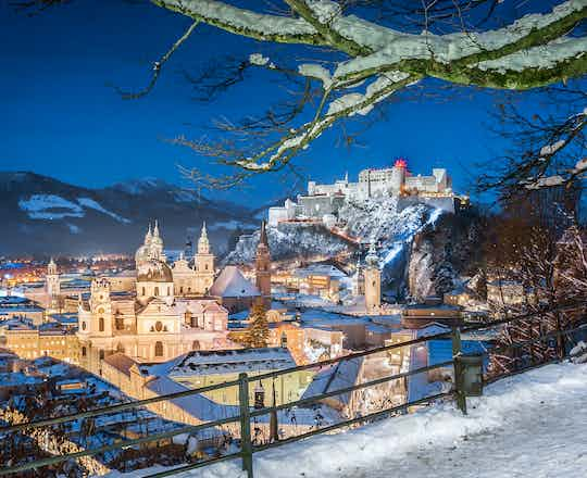 Salzburg  Guided Walking Tour