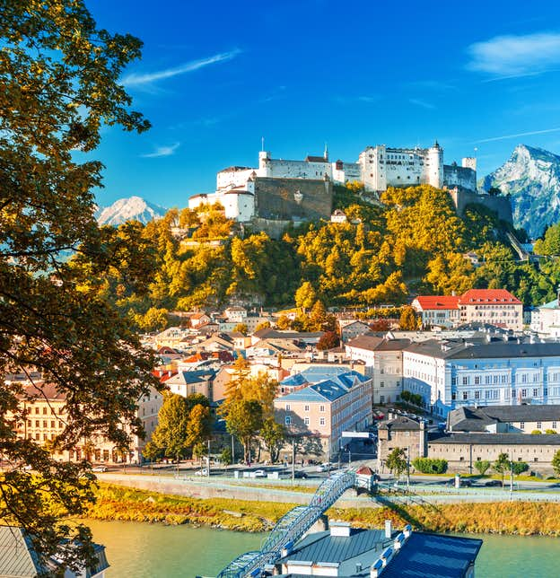 Austria, 'Sound of Music'
