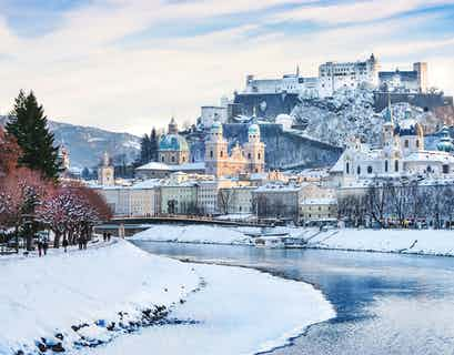 Scenic Austria Winter Wonderland for Single Travellers