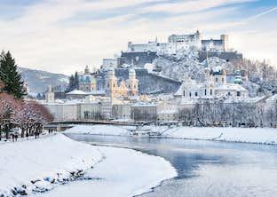Christmas in Slovenia, Kranjska Gora, Bled & Salzburg