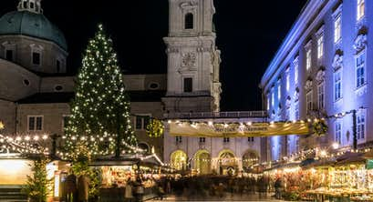 Austrian Lake District, Linz & Salzburg Christmas Markets