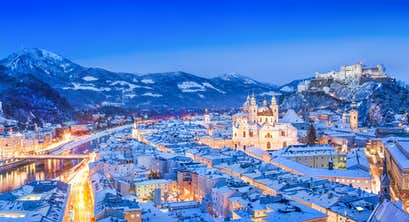 4-Star Fairy Tale Christmas in Austria