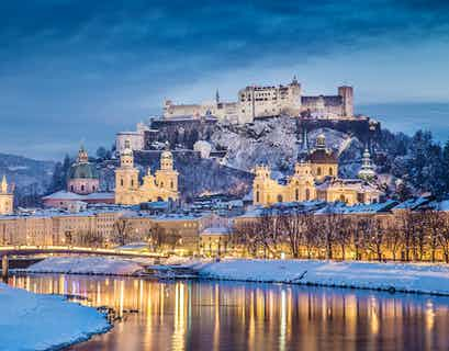 New Year in the Austrian Lakes & Salzburg