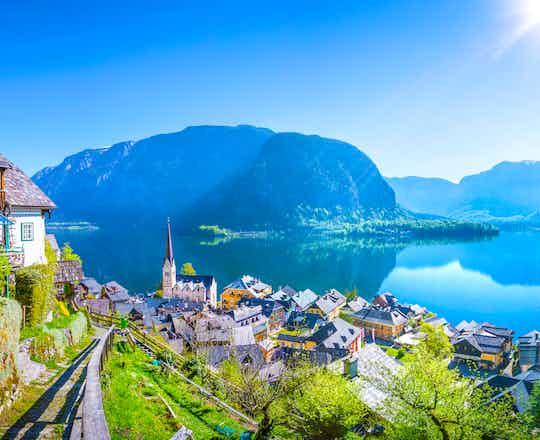 Salzkammergut Lakes