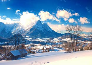 New Year in the Austrian Lakes & Salzburg