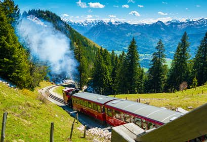 Little Trains of the Spectacular Austrian Tyrol