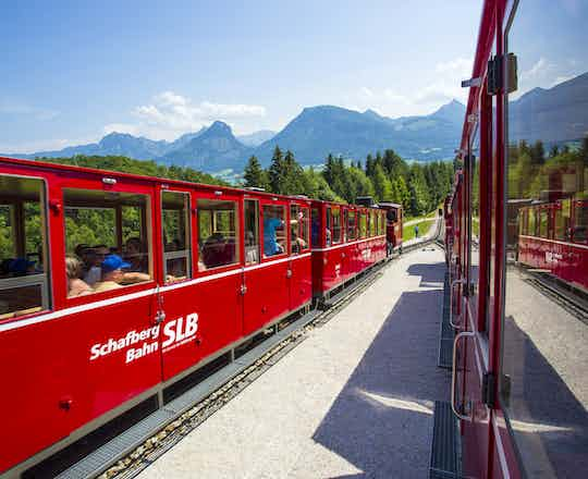 The Schafberg Railway