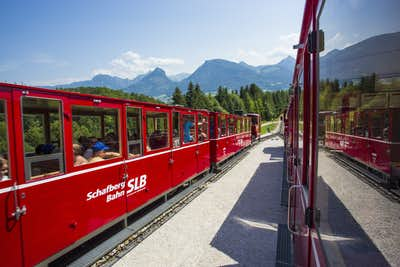 St. Wolfgang and the Schafberg Railway