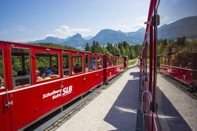 St. Wolfgang & the Schafberg Railway