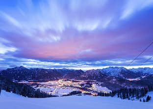 Scenic Austria Winter Wonderland