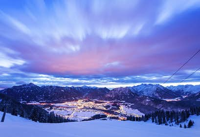Scenic Austria Winter Wonderland
