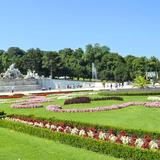 Györ & Schönbrunn Palace Gardens