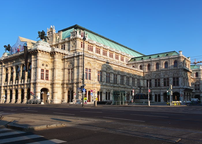 Vienna and Guided Tour