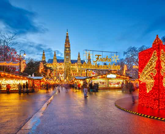 Vienna & Christmas Markets