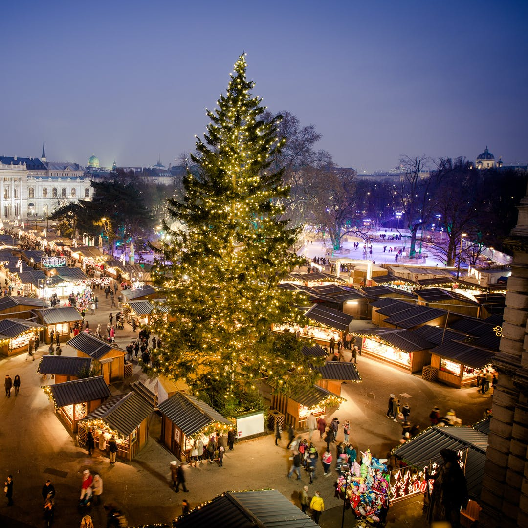 Christmas Bratislava.Prague Vienna Bratislava Christmas Markets