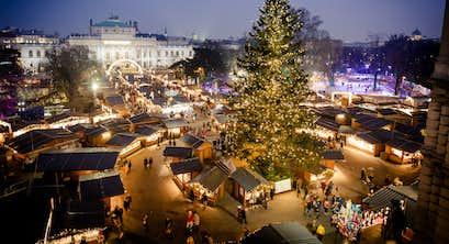 Prague, Vienna & Bratislava Christmas Markets