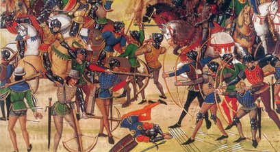 The Triumph of the Longbow