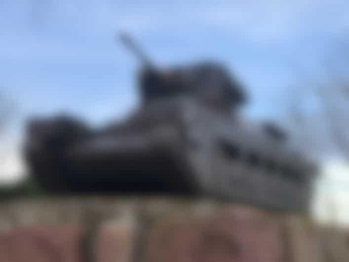 Beaurains Tank Memorial