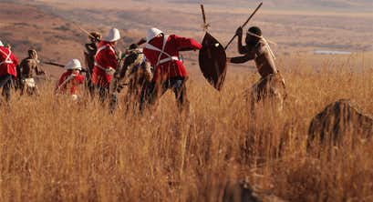 Discover the History of the Boer & Zulu Wars of South Africa