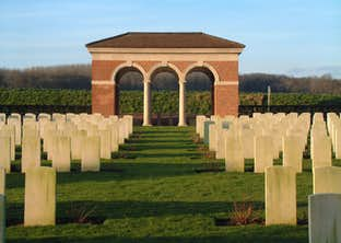 Battle of Cambrai Centenary Tour