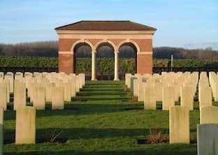 Battle of Cambrai Centenary Tour