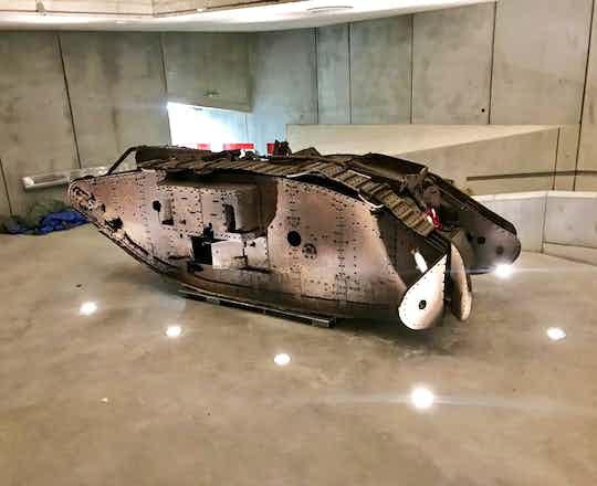 Tank Museum Flesquieres