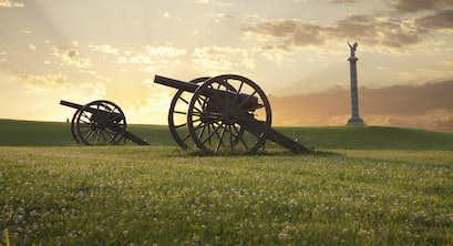 The American Civil War by Air