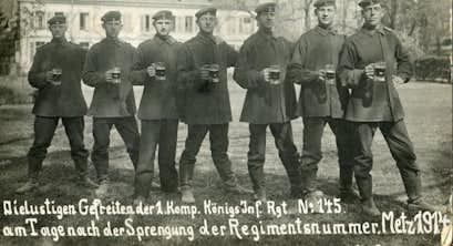 Beer & Battlefields