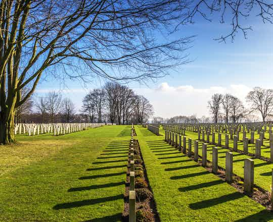 Groesbeek Memorial to the Missing