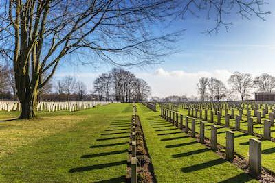 Groesbeek War Cemetery