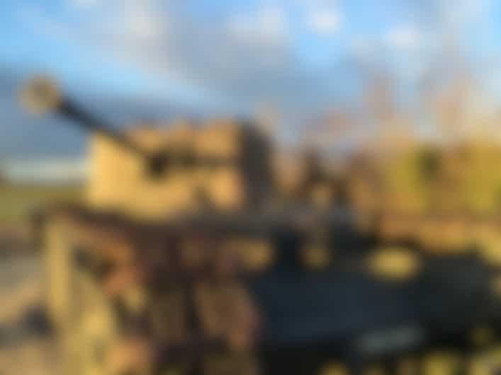 Churchill Tank Memorial, Hill 112