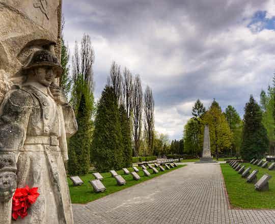 Krakow War Cemetery