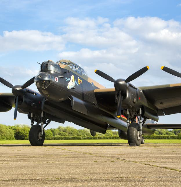 The Lancaster Bomber Experience