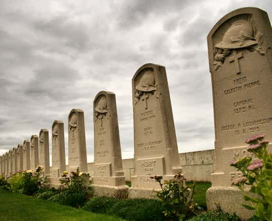 Louvencourt Cemetery