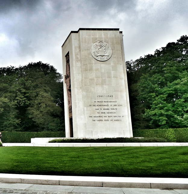 Following General Patton:  Battlefield Luxembourg For Single Travellers