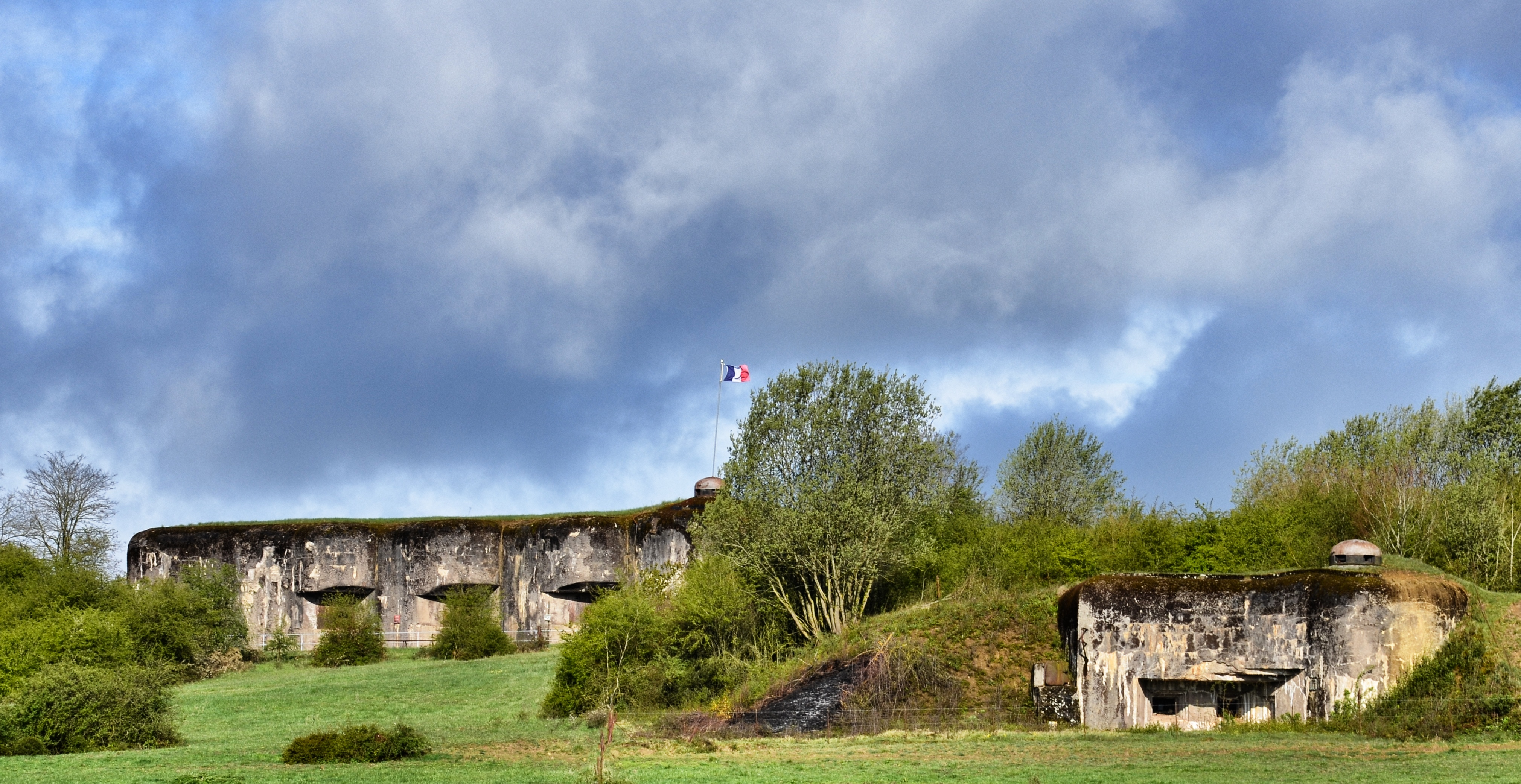 The Maginot Line Tour Leger Holidays