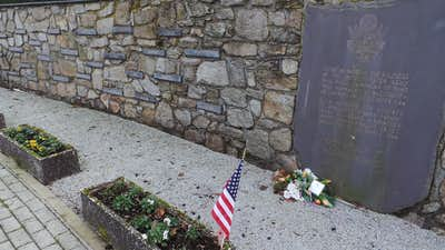 Malmedy Massacre site