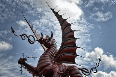 Mametz Wood Welsh Memorial