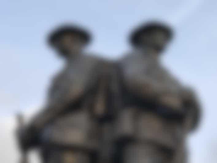 37th Division Memorial Monchy le Preux