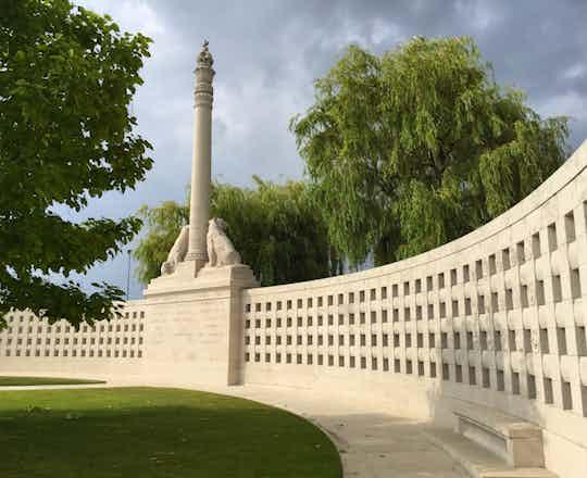 Indian Corps Memorial
