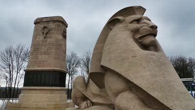 Nieuport Memorial