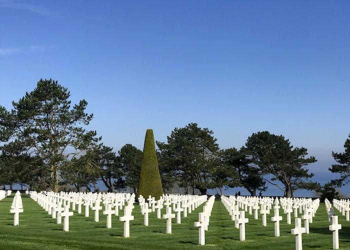Normandy Amercian Cemetery