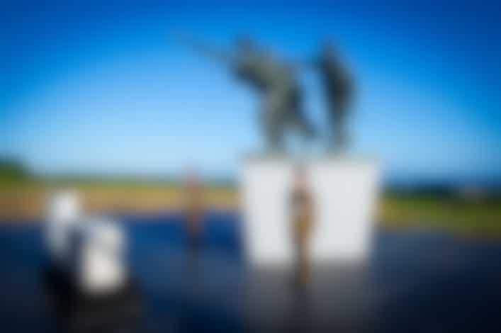 Normandy British Memorial