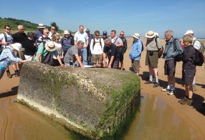 Walking the D-Day Beaches of Normandy