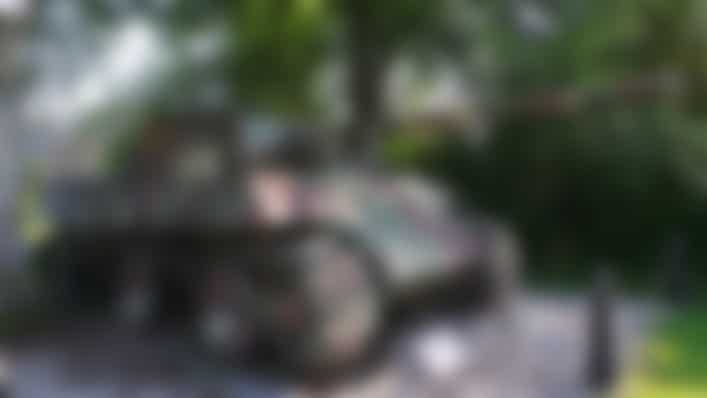 Panther Tank, Manhay