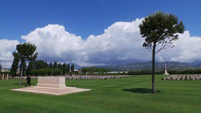 Salerno War Cemetery