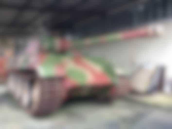 French Tank Museum, Saumur