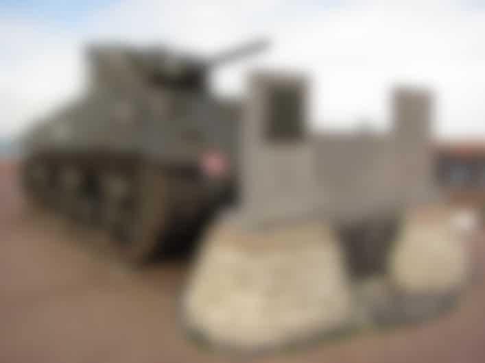 Sherman Tank, Westkapelle