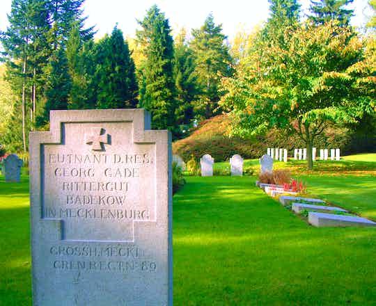St Symphorien Cemetery