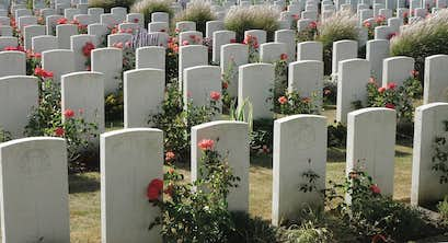 Armistice Day in Flanders